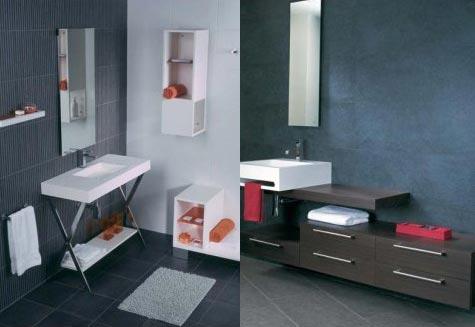 Badkamer kleuren
