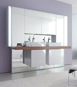 Een badkamer spiegel kiezen