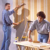 Hoe Behang Ik.Hoe Te Werk Gaan Bij Het Behangen Van Een Kamer Allesover Wonen Be