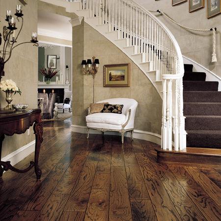 Eiken vloeren: houten gezelligheid