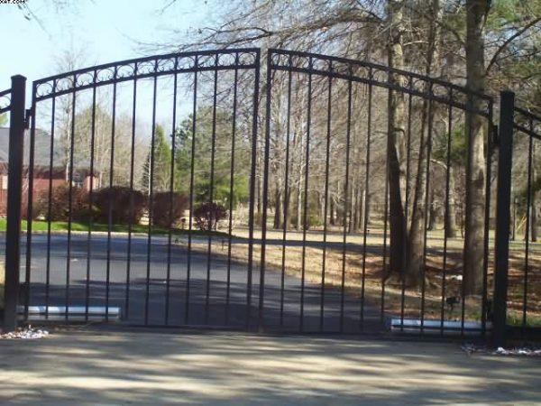 Elektrische of automatische poorten