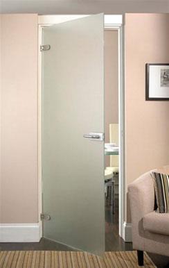 Glazen deuren, voor een exclusieve woonomgeving