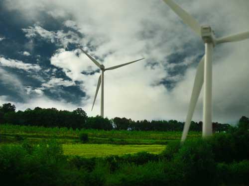 Groene energie en groene stroom
