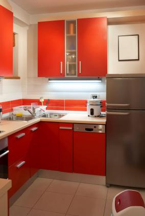 Hoe maak je een kleine keuken groter?