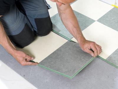 Linoleum vloeren
