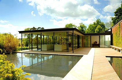Moderne woningen bouwen allesover for Moderne laagbouw woningen