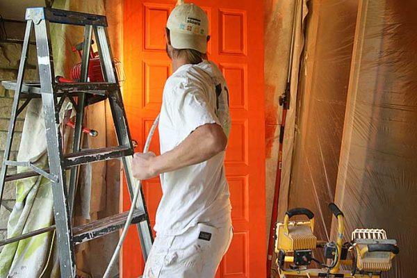 Schilderdeuren: de doe-het-zelf-deur