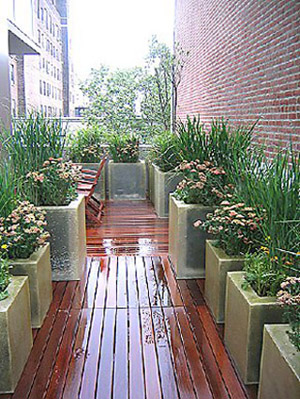 Een terras aanleggen, enkele tips