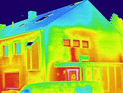 Thermografie: warmte zien met en thermografische camera