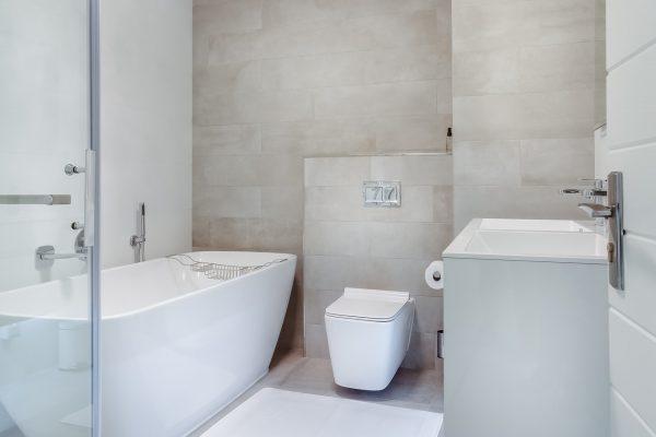 Verlichting badkamer